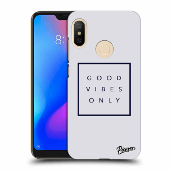 Obal pro Xiaomi Mi A2 Lite - Good vibes only