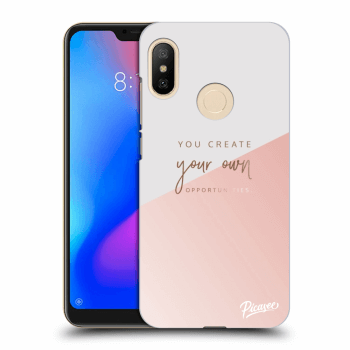 Obal pro Xiaomi Mi A2 Lite - You create your own opportunities
