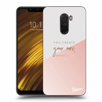 Obal pro Xiaomi Pocophone F1 - You create your own opportunities