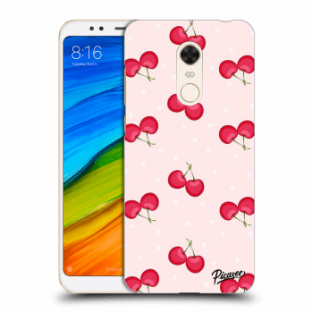 Obal pro Xiaomi Redmi 5 Plus Global - Cherries