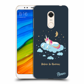 Obal pro Xiaomi Redmi 5 Plus Global - Believe In Unicorns