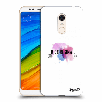 Obal pro Xiaomi Redmi 5 Plus Global - Be original