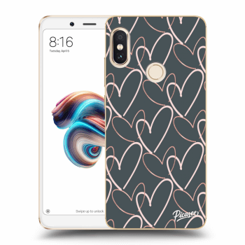 Obal pro Xiaomi Redmi Note 5 Global - Lots of love