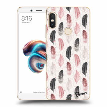 Obal pro Xiaomi Redmi Note 5 Global - Feather 2