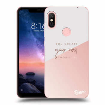 Obal pro Xiaomi Redmi Note 6 Pro - You create your own opportunities