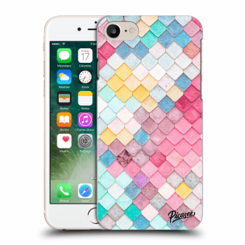 Obal pro Apple iPhone 7 - Colorful roof