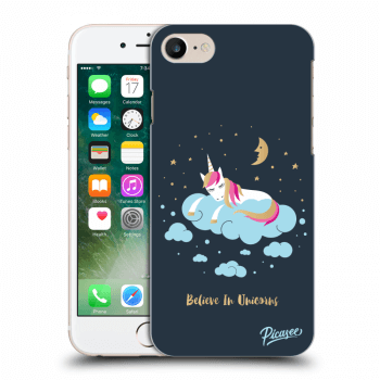Obal pro Apple iPhone 7 - Believe In Unicorns