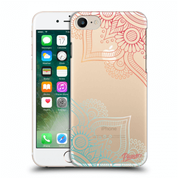 Obal pro Apple iPhone 7 - Flowers pattern