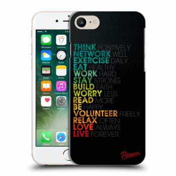 Obal pro Apple iPhone 7 - Motto life
