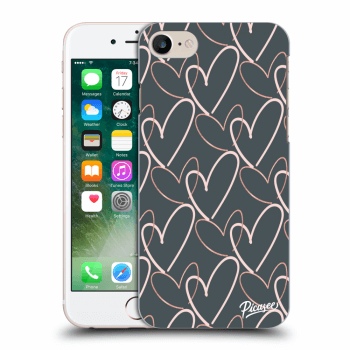 Obal pro Apple iPhone 7 - Lots of love