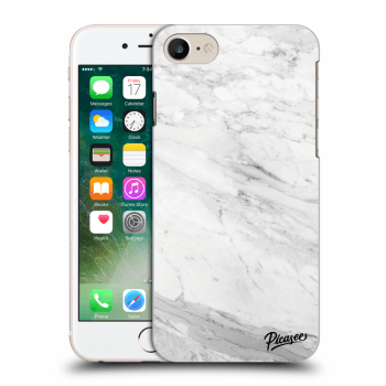 Obal pro Apple iPhone 7 - White marble
