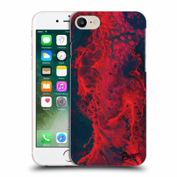 Obal pro Apple iPhone 7 - Organic red
