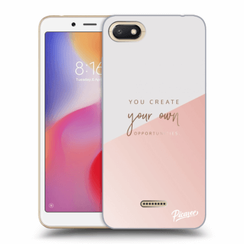 Obal pro Xiaomi Redmi 6A - You create your own opportunities