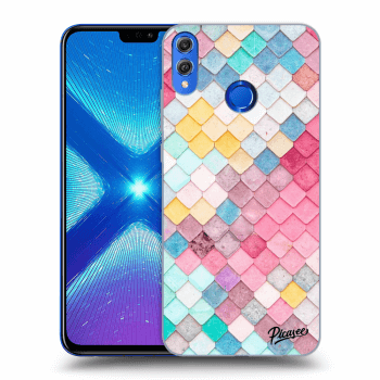 Obal pro Honor 8X - Colorful roof