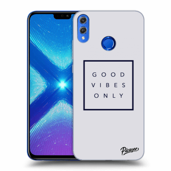 Obal pro Honor 8X - Good vibes only
