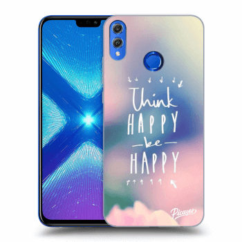 Obal pro Honor 8X - Think happy be happy