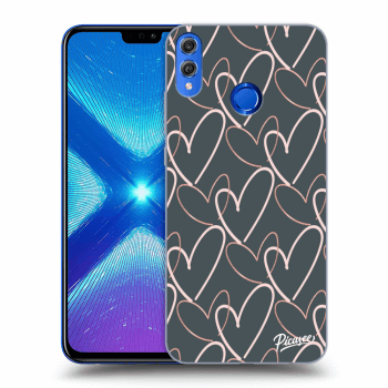 Obal pro Honor 8X - Lots of love