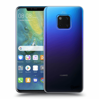 Obal pro Huawei Mate 20 Pro - Clear