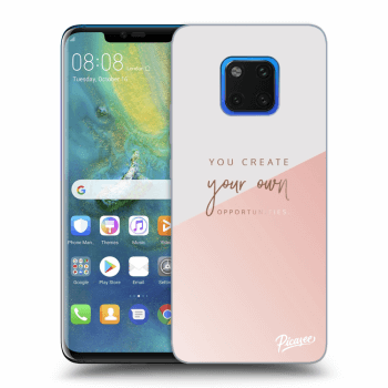 Obal pro Huawei Mate 20 Pro - You create your own opportunities