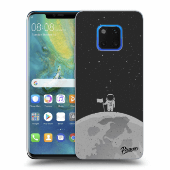 Obal pro Huawei Mate 20 Pro - Astronaut