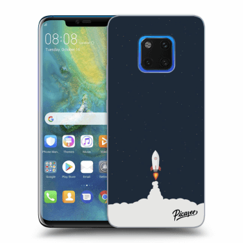 Obal pro Huawei Mate 20 Pro - Astronaut 2