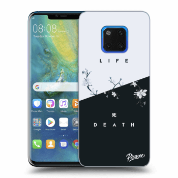 Obal pro Huawei Mate 20 Pro - Life - Death