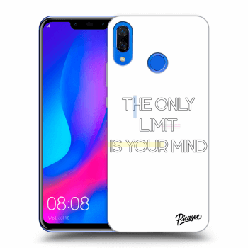 Obal pro Huawei Nova 3 - The only limit is your mind