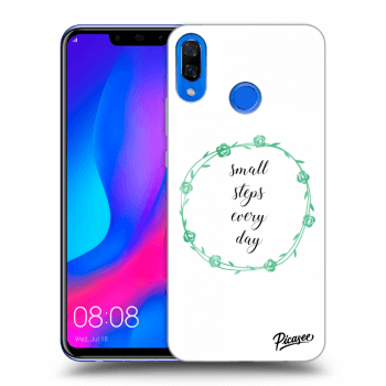 Obal pro Huawei Nova 3 - Small steps every day