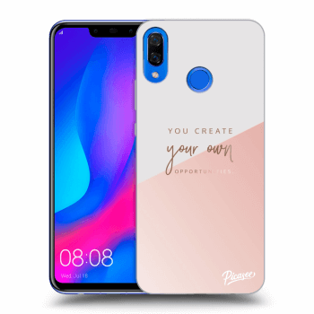 Obal pro Huawei Nova 3 - You create your own opportunities
