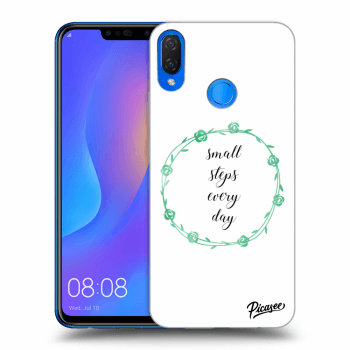 Obal pro Huawei Nova 3i - Small steps every day