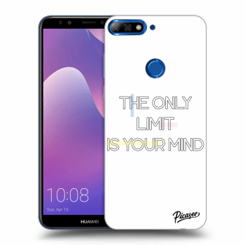 Obal pro Huawei Y7 Prime (2018) - The only limit is your mind