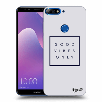 Obal pro Huawei Y7 Prime (2018) - Good vibes only