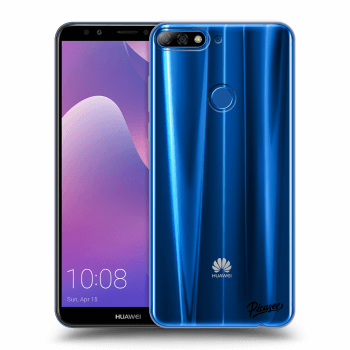 Obal pro Huawei Y7 Prime (2018) - Clear