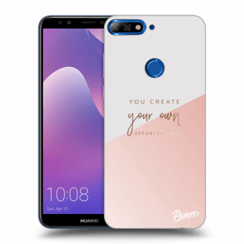 Obal pro Huawei Y7 Prime (2018) - You create your own opportunities