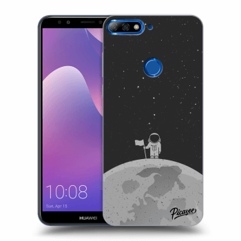 Obal pro Huawei Y7 Prime (2018) - Astronaut