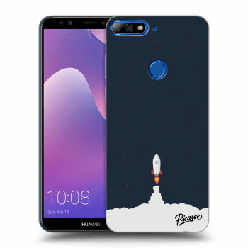 Obal pro Huawei Y7 Prime (2018) - Astronaut 2