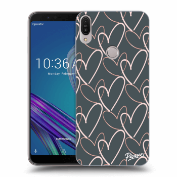 Obal pro Asus ZenFone Max Pro (M1) ZB602KL - Lots of love