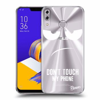 Obal pro Asus ZenFone 5 ZE620KL - Don't Touch My Phone
