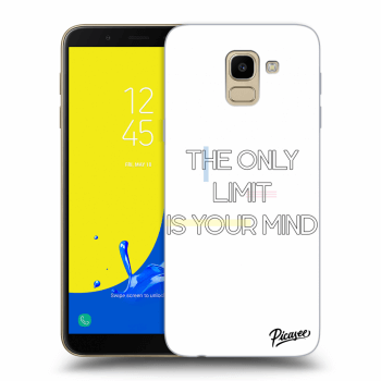 Obal pro Samsung Galaxy J6 J600F - The only limit is your mind