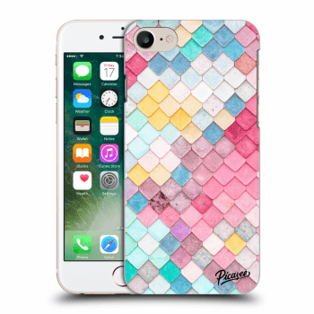 Obal pro Apple iPhone 8 - Colorful roof