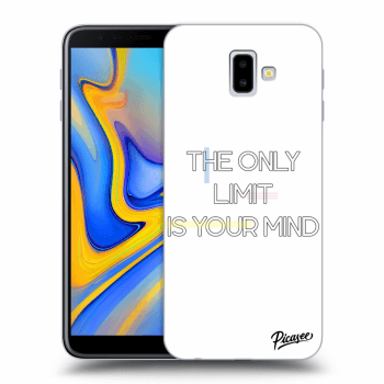 Obal pro Samsung Galaxy J6+ J610F - The only limit is your mind