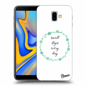Obal pro Samsung Galaxy J6+ J610F - Small steps every day