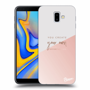 Obal pro Samsung Galaxy J6+ J610F - You create your own opportunities