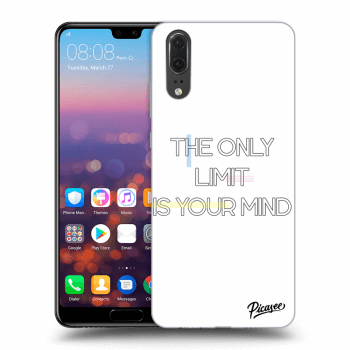 Obal pro Huawei P20 - The only limit is your mind