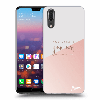 Obal pro Huawei P20 - You create your own opportunities