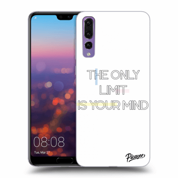 Obal pro Huawei P20 Pro - The only limit is your mind