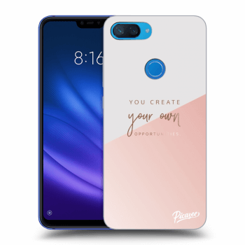 Obal pro Xiaomi Mi 8 Lite - You create your own opportunities