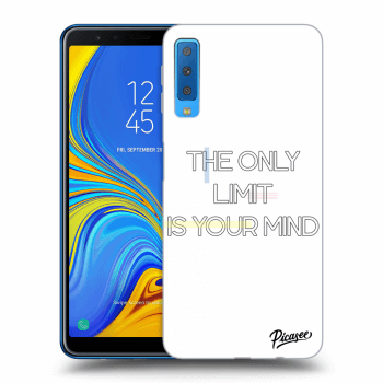 Obal pro Samsung Galaxy A7 2018 A750F - The only limit is your mind