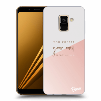 Obal pro Samsung Galaxy A8 2018 A530F - You create your own opportunities