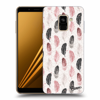 Obal pro Samsung Galaxy A8 2018 A530F - Feather 2